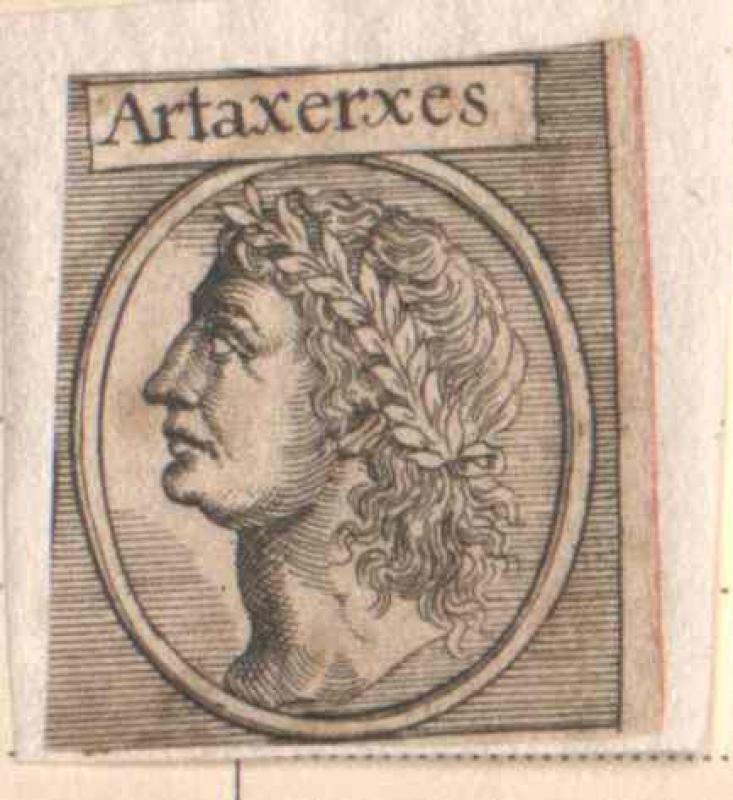 Artaxerxes I., König von Persien