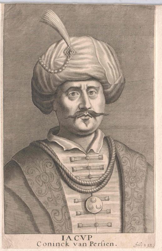 Schah Jakub, Herrscher von Persien