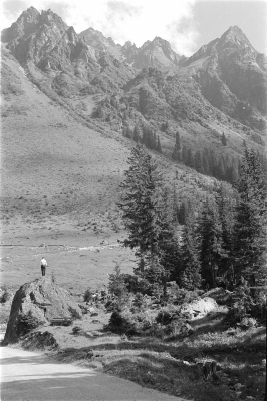 Aussichtsberg Vergalden im Gargellental
