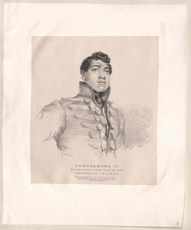 Kamehameha II., König von Hawaii