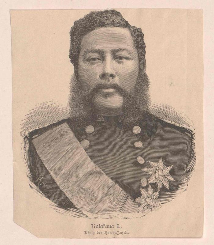 Kalakaua I., König von Hawaii
