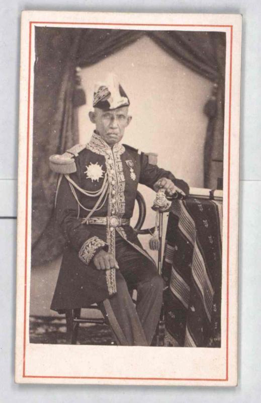 Rama IV. Mongkut, König von Siam (Thailand)