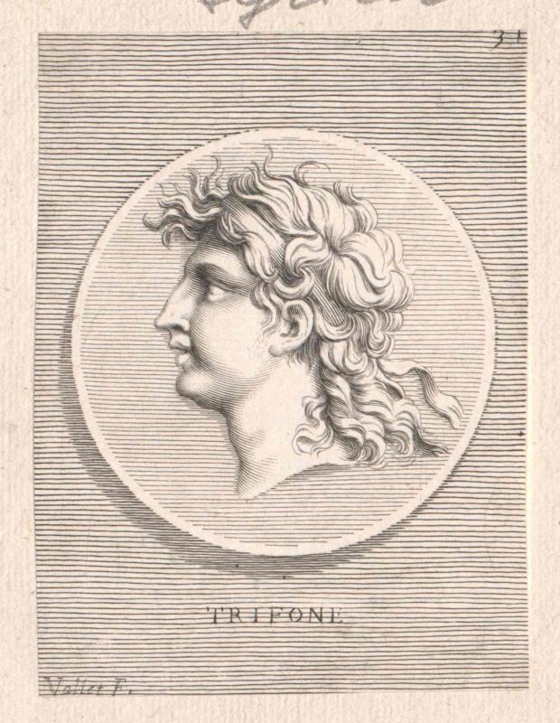 Diodotus Tryphon, König von Syrien