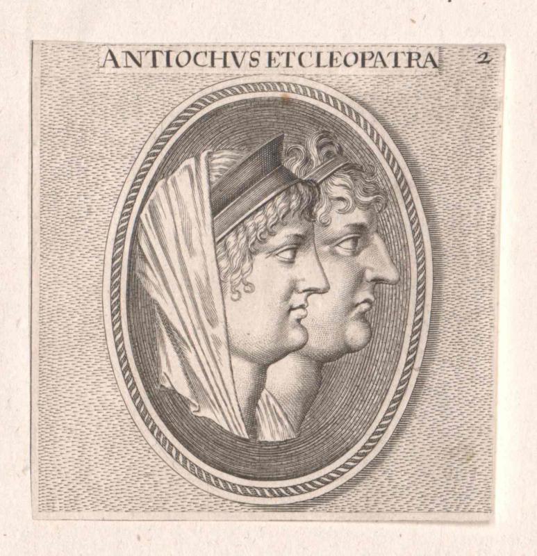Antiochus VII. Euergetes, König von Syrien