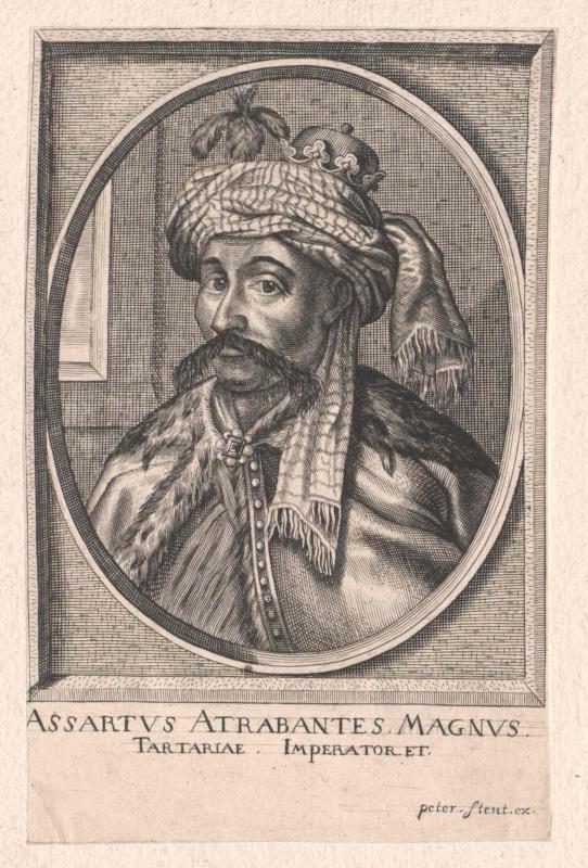 Assartus Atrabantes, Großkhan der Tataren