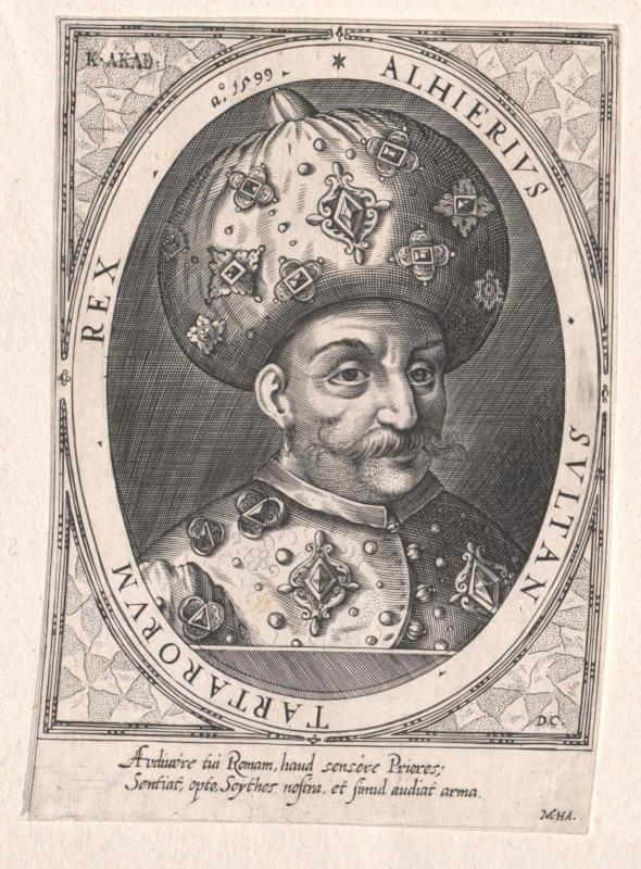 Alhierius, Khan der Tataren