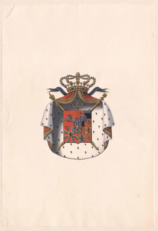 Wappen des Königreichs Westfalen (Haus Bonaparte)
