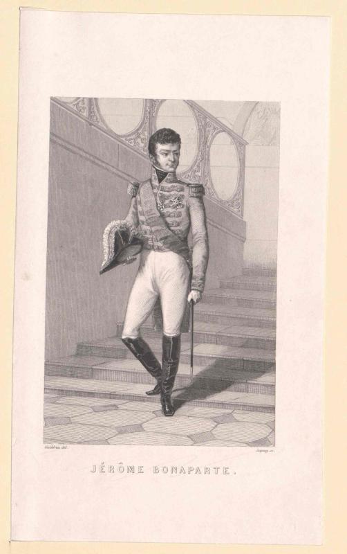 Jérome Bonaparte, König von Westfalen