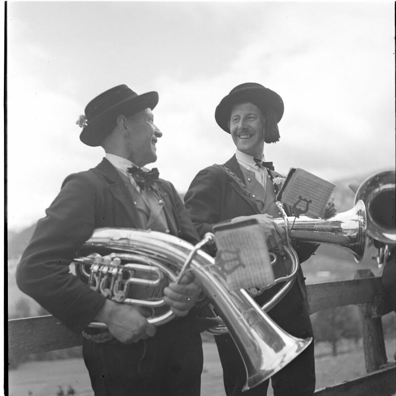 Musikanten aus Bezau
