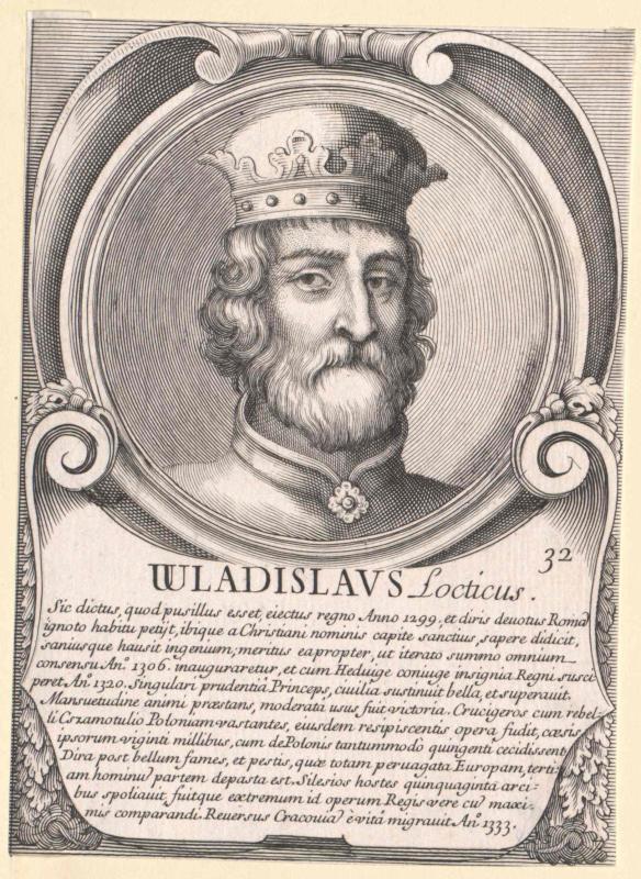 Wladislaw I., König von Polen