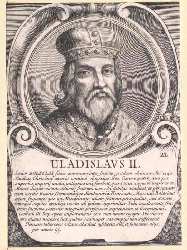 Wladislaw II., Herzog von Polen