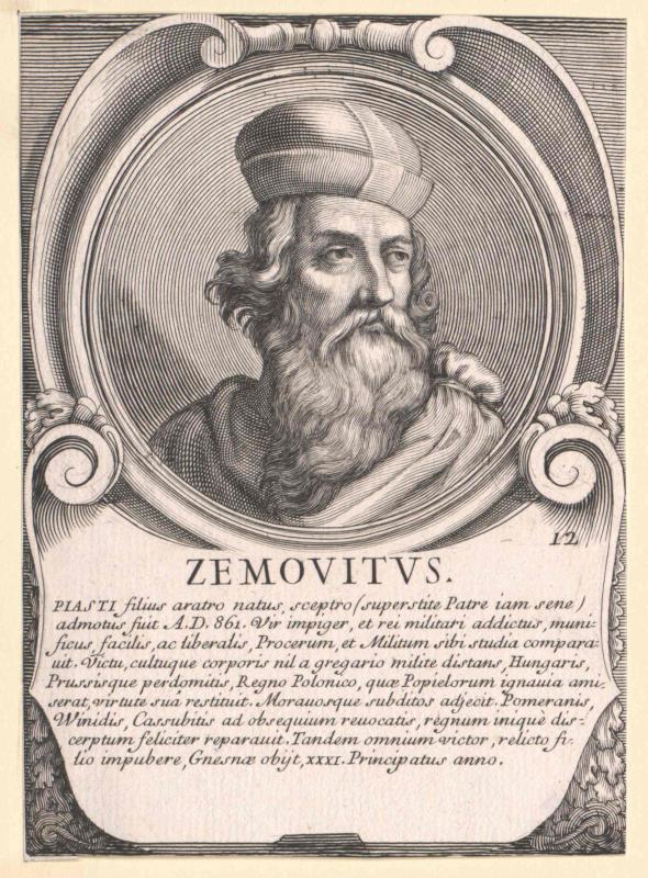 Ziemowit, Herzog von Polen