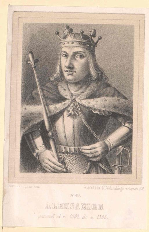 Alexander, König von Polen