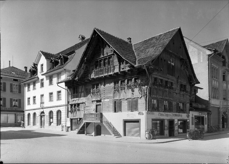 Dornbirn, Marktplatz 13