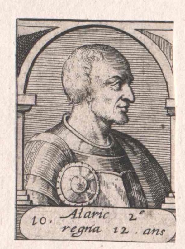 Alarich II., König der Westgoten