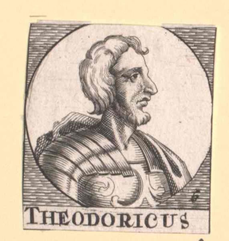 Theoderich I., König der Westgoten