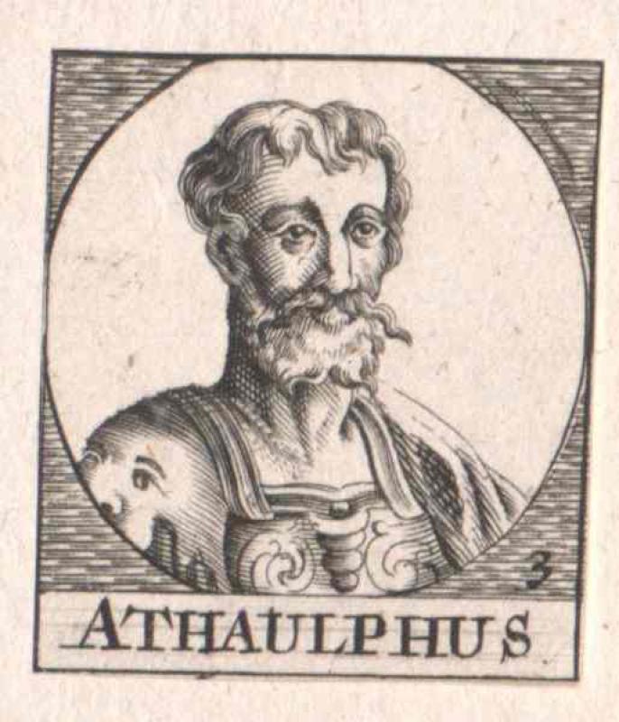 Athaulf, König der Westgoten