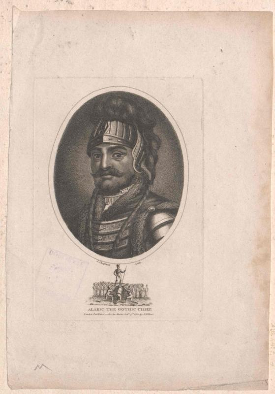 Alarich I., König der Westgoten