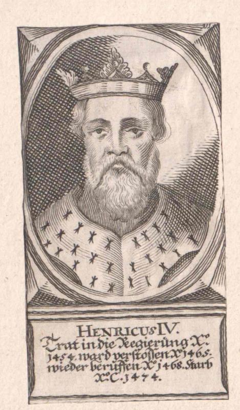 Heinrich IV., König von Kastilien und León