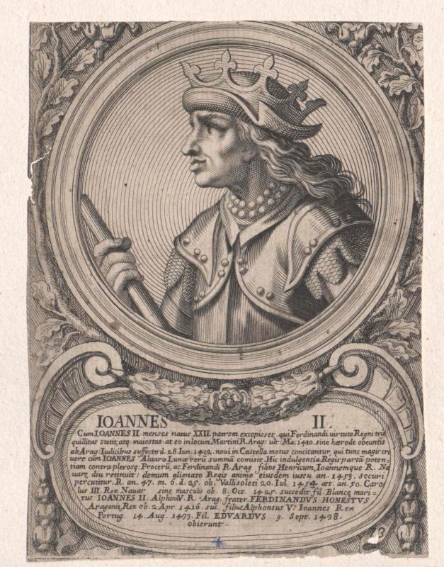 Johann II., König von Kastilien und León