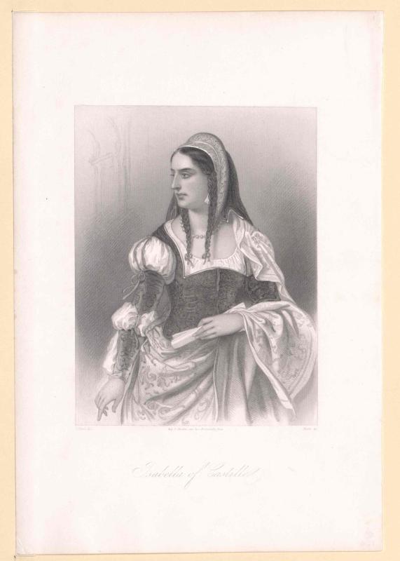 Isabella I. von Kastilien