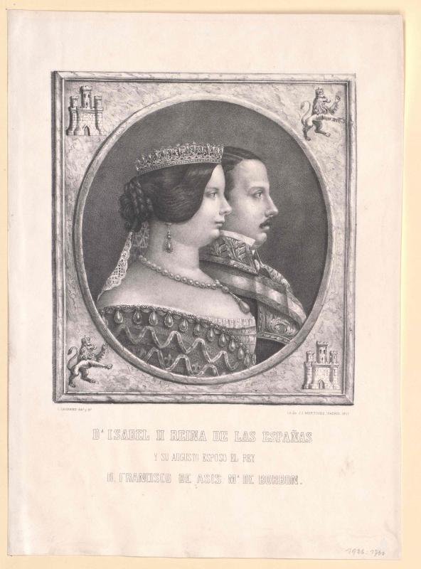 Isabella II., Königin von Spanien