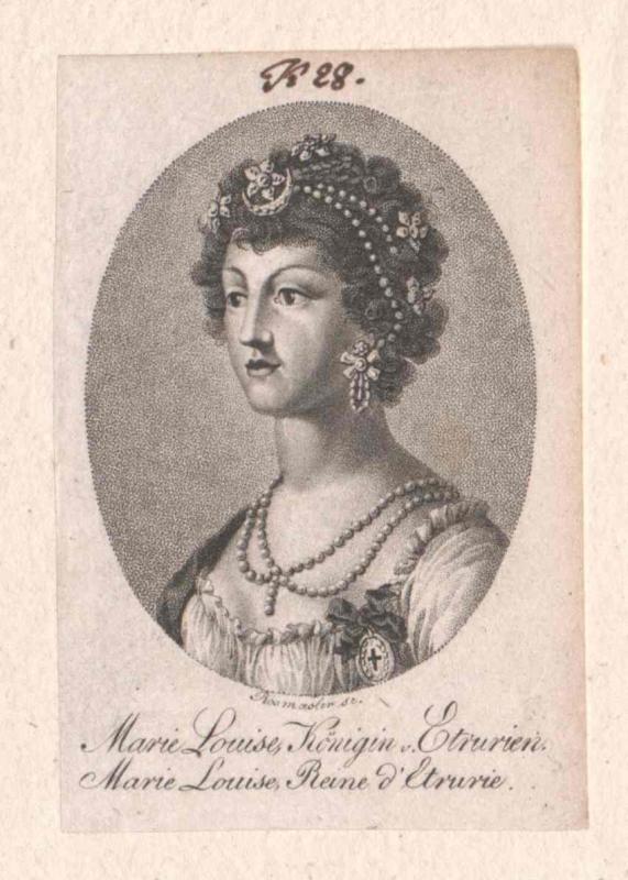 Marie Luise, Prinzessin von Spanien
