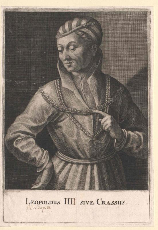 Leopold IV., Herzog von Österreich