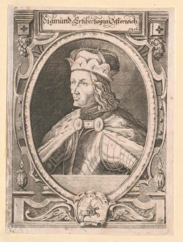 Sigismund, Erzherzog von Österreich-Tirol