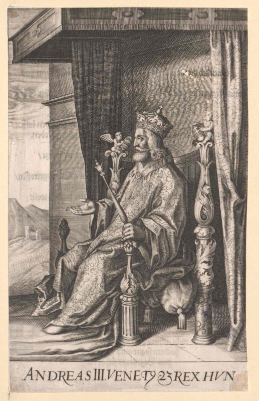 Andreas III., König von Ungarn