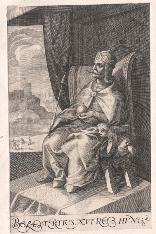 Béla III., König von Ungarn