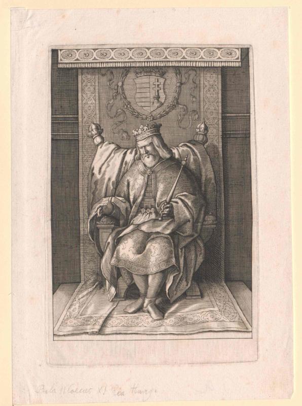 Béla II., der Blinde König von Ungarn