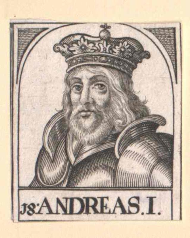 Andreas I., König von Ungarn