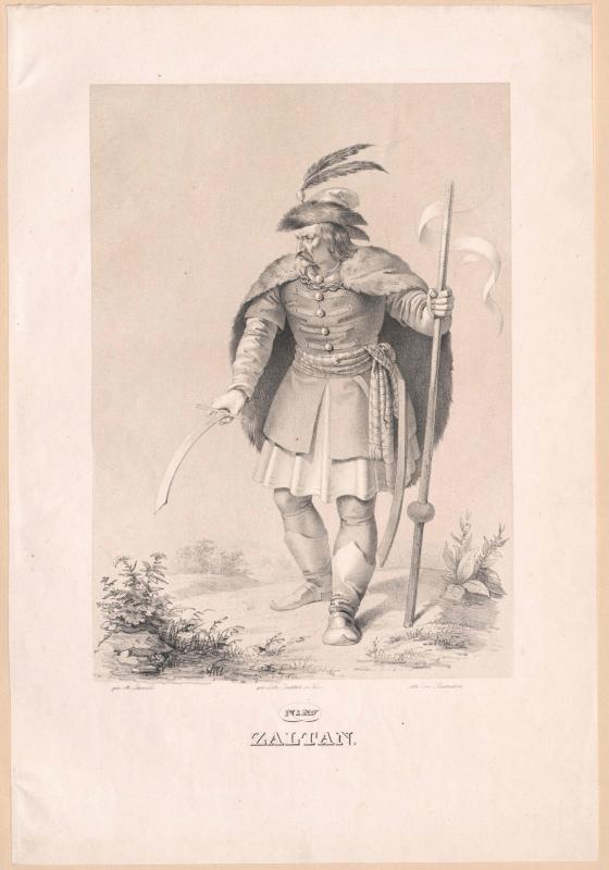 Zoltán, Fürst der Ungarn