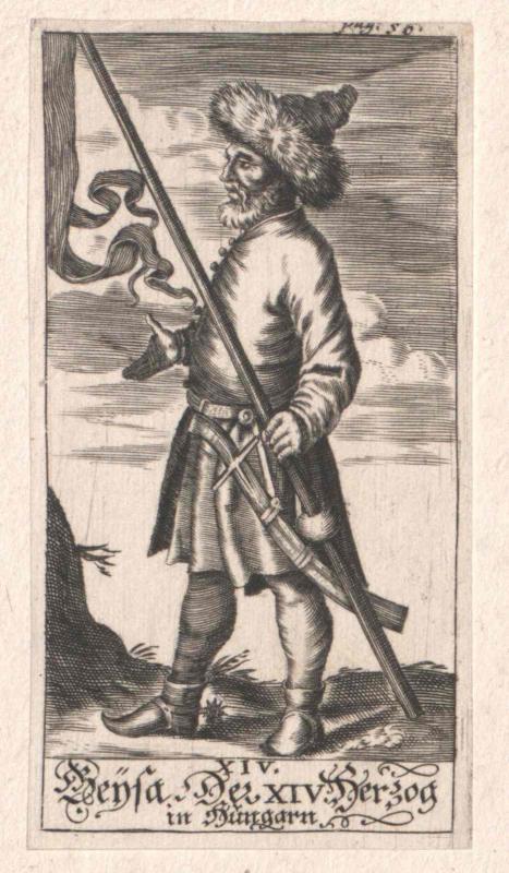 Géza, Fürst in Ungarn
