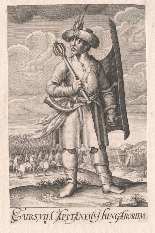 Örs, Fürst in Ungarn