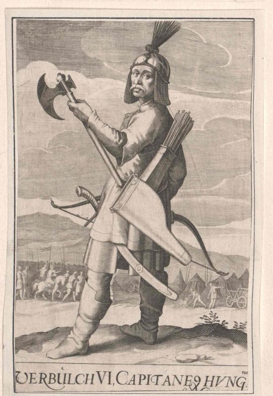 Vérbulcsu, Fürst in Ungarn