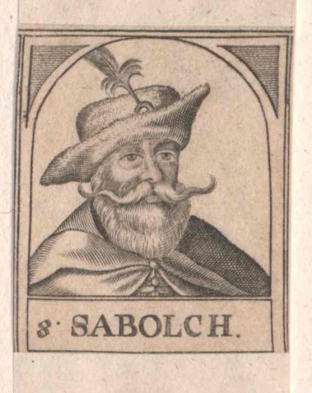 Szabolcs, Fürst in Ungarn