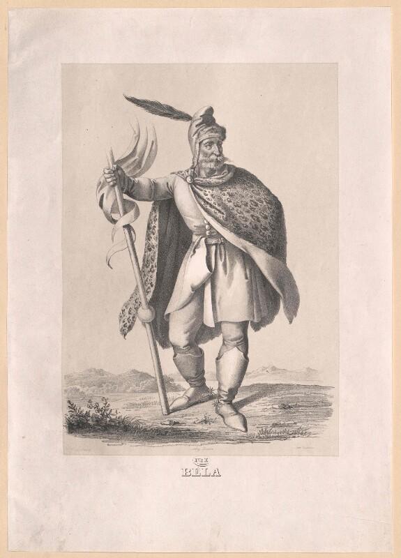 Béla, Fürst der Hunnen