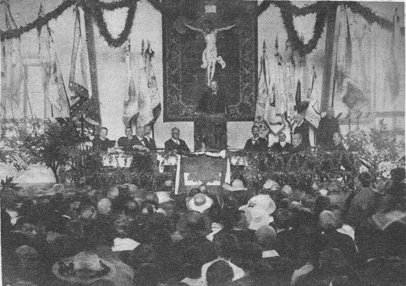Erster Vorarlberger Katholikentag in Dornbirn