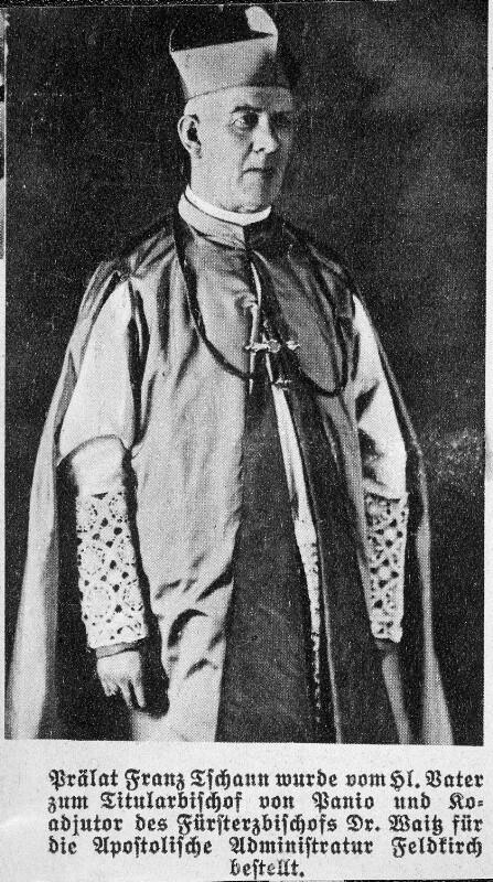 Franz Tschann