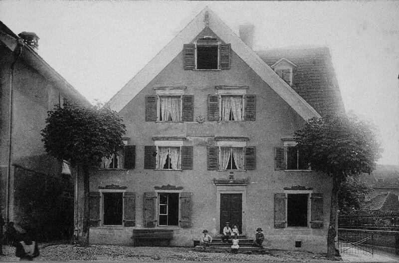 Hohenems, Schweizerstraße 31