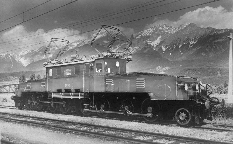 Betrieb auf der Arlbergbahn