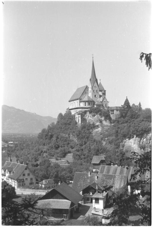 Wallfahrtskirche Mariä Heimsuchung in Rankweil