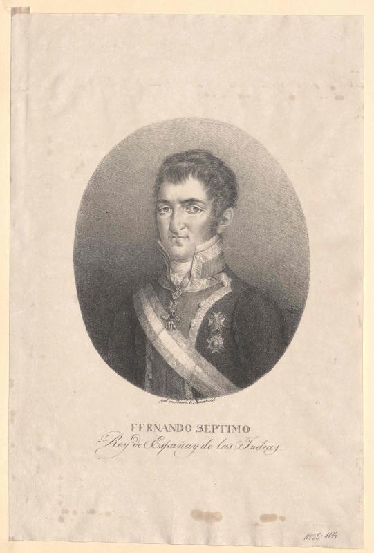 Ferdinand VII., König von Spanien