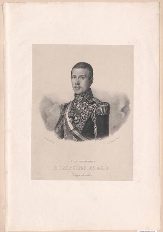Franz, König von Spanien