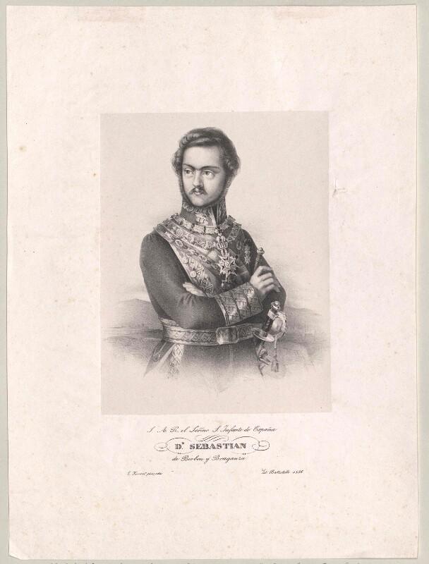 Sebastian, Infant von Spanien