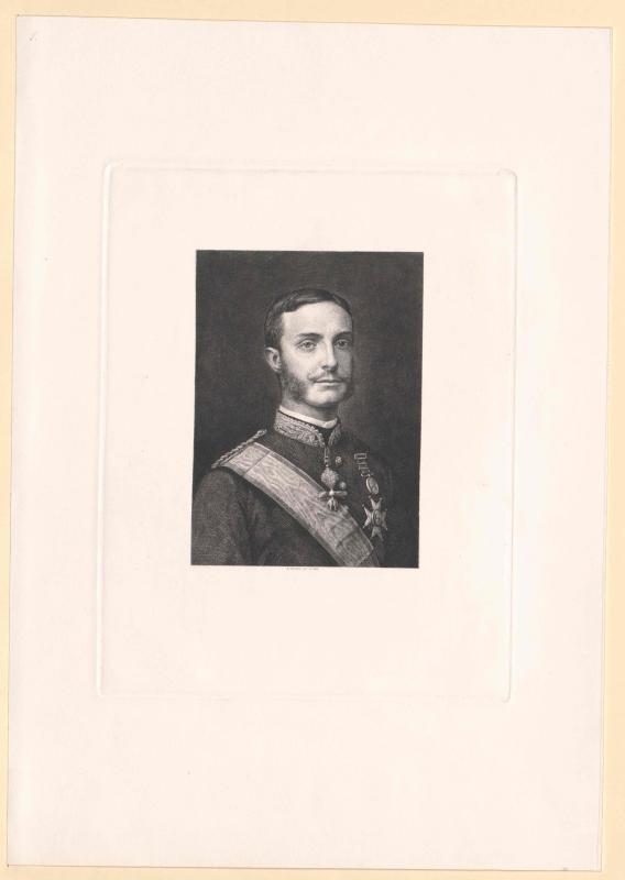 Alfons XII., König von Spanien