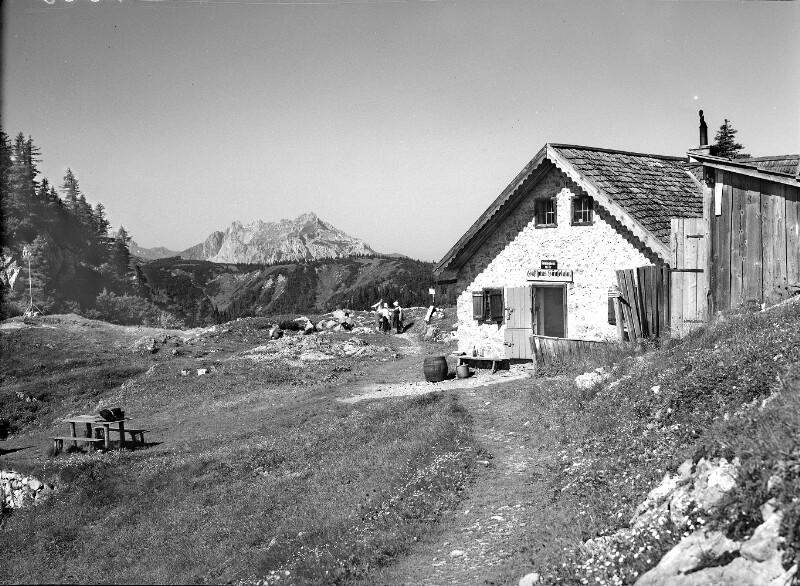Häuselalm am Hochschwab
