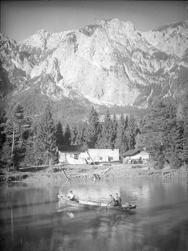 Alpensee bei Arnoldstein